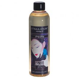 Shiatsu Massageoil Stimulation 250 ml, yang-yang