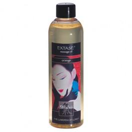 Shiatsu Massageoil Extase 250ml - Appelsiini