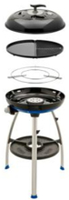 Gassgrill Carry Chef 2 plancha