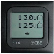 Solcelle-indikator / solcelle-testpanel PT 632/g