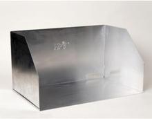 Vindskjerm for gasskomfyr Calypso og Rumba 2-bluss
