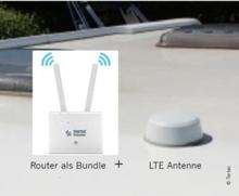 Huawei internett-antenne med ruter