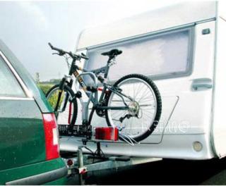 Opptak for sykkelstativ