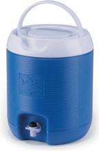 Spring drikkedunk/iskjøler med tappetut, 6 liter