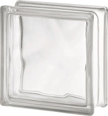 Glasbetong Glasblock Seves Basic Transparent