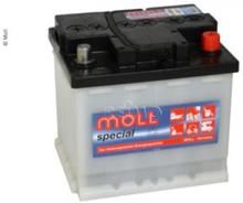 Solcelle-batteri 12V/ 60Ah, moll special classic batteri