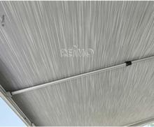 Spennarm aluminium 200 cm Omnistor 5200/490 0/5003