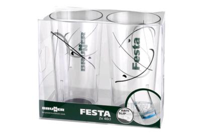 SERENADE GLASS 40 CL., 2-PAK.