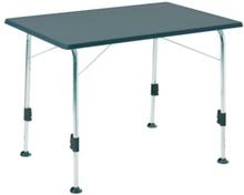 Dukdalf stabilic campingbord 115x 70 cm, antrasitt