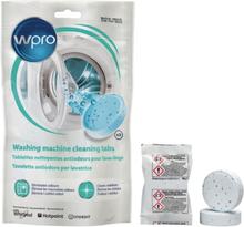 Whirlpool puhdistustabletit pyykinpesukoneeseen