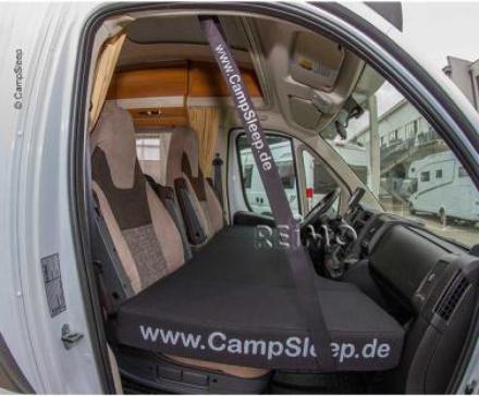 CAMPSLEEP-SENG FOR FØRERHUS TIL FIAT DUCATO, MB SPRINTER, BL.A.