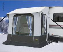 Reimo vinterfortelt Cortina 2 til campingvogner, stålstenger