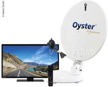 """Oyster® satellittsystem 85 skew Premium inkl. 21,5"""" Oyster®-TV"""