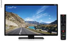 """12V TV Oyster® TV 19"""" med DVB-T2/DVB-S2 tuner"""