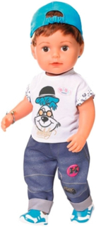 Baby Born Soft Touch Brother Dukke - 43cm