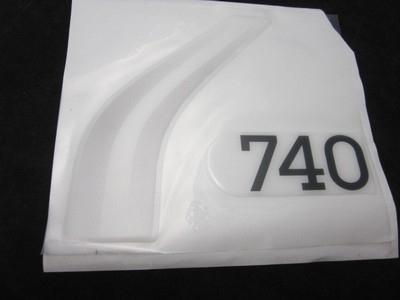 DEKAL TAK 740FS FRAM/DS BAK 12-13