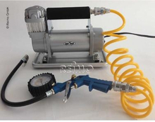 12V luftkompressor, ytelse: 12V/30A/360W, trykk: 10 bar