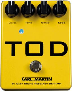 Carl Martin Tod Overdrive/Distortion