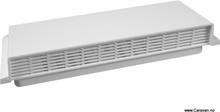 Utvendig/innvendig plastventil, 70x190 mm