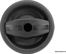 Utvendig dørlås ekskl låsesylinder til art nr 7163001/7162001
