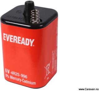 Batteri 6 V hellesen 855