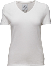 39acf2262 Loose Fit Low V-Neck Tee