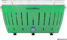 LotusGrill XL grønn