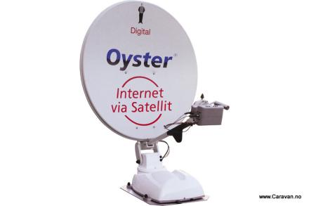 OYSTER DIGITAL INTERNETT SYSTEM 85 CM - INTERNETT OG TV