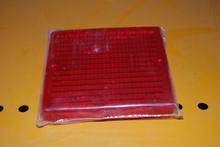 Glassbaklys 13-120010 rød