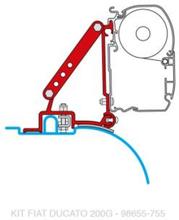 Fiamma adapter for F45i/F45il Ducato fra 06