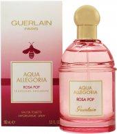 Guerlain Aqua Allegoria Rosa Pop Eau de Toilette 100ml Spray