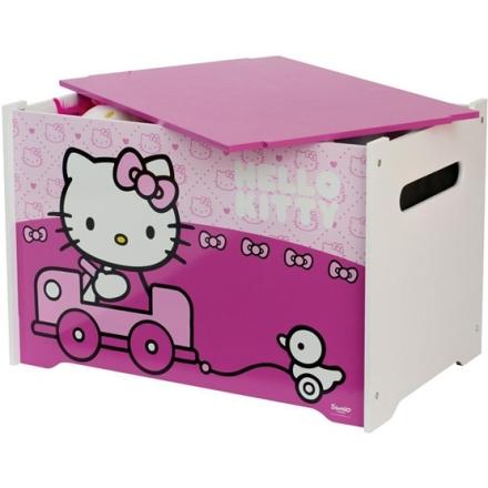 Worlds Apart - Leksakskista - Hello Kitty