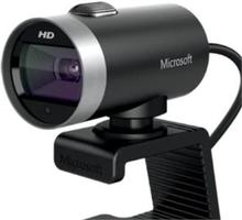 Microsoft LifeCam Cinema - Nettkamera - farge - 1280 x 720 - lyd - USB 2.0