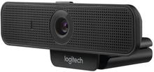 Logitech Webcam C925e - Nettkamera - farge - 1920 x 1080 - lyd - USB 2.0 - H.264