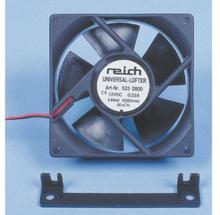Reich universell ventilator 90x90x15 mm