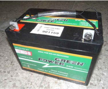 Green power AGM batteri 60Ah gp60
