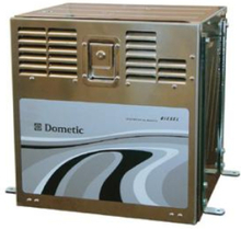 Dometic tec 30 - diesel generator installasjon