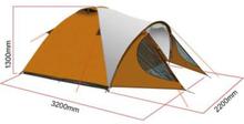 Reimo telt trekking 4 Z4