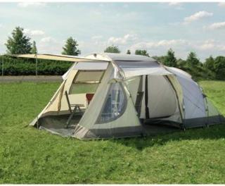 Reimo campingtelt Silvretta 2 Z6 - for 5 personer