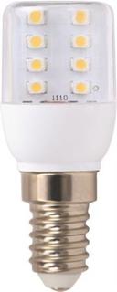 Malmbergs LED-lampa, päronform, varmvit, E14, 1.5 Watt