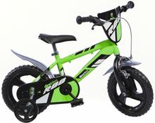 """Dino Bikes Barncykel MTB R88 grön 12"""" DINO356006"""