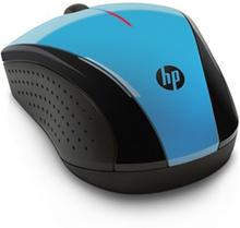 HP X3000 trådlös mus (blå)