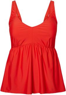 JUNAROSE Tankini Badetøj Kvinder Rød