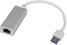 USB 3.0 till Gigabit-nätverksadapter - silver