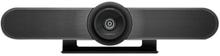 Logitech MeetUp - Konferansekamera - panorering / tipping - farge - 3840 x 2160 - lyd - trådløs - Bluetooth LE / NFC - USB 3.0 - MJPEG