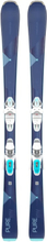 HEAD Pure Joy + SLR Joy Pro Women's Slalomskidor Blå 153CM