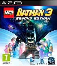 LEGO Batman 3: Beyond Gotham - Sony PlayStation 3 - Action/Adventure