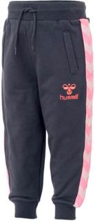 Hummel,Hummel Emma Pants Grey/Pink