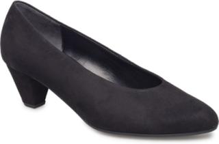 Pumps Shoes Heels Pumps Classic Svart Gabor