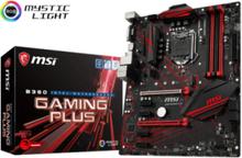 B360 GAMING PLUS Moderkort - Intel B360 - Intel LGA1151 socket - DDR4 RAM - ATX